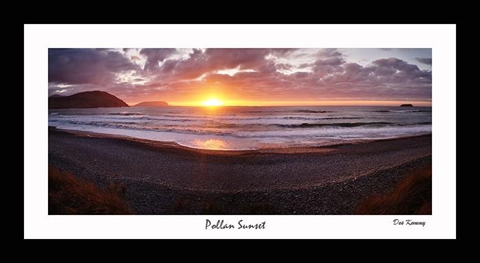 Pollan Sunset