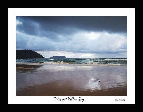 Tides Out Pollan Bay